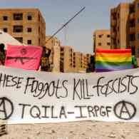 Queer Members of Anarchist Group Raise Rainbow Flag in Syrian ISIS Stronghold