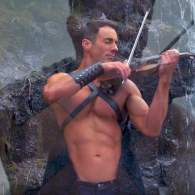The Shirtless Violinist Gets Super Nipply and Slays Some 'Game of Thrones' Themes: WATCH