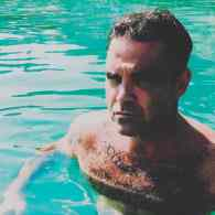 Robbie Williams Gets Naked on the Cover of His New Album