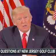 Trump: 'I Think I'm Doing the Military a Great Favor' by Banning Transgender People — WATCH