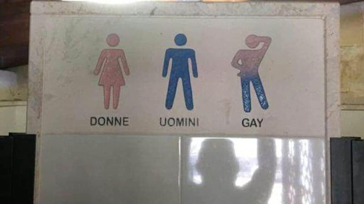 Best Gay Bathroom Decoration