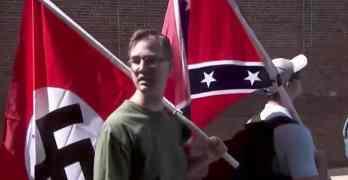 white supremacist