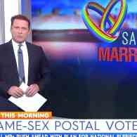 Morning Show Host Rips Australian Politicians for Dicking Around with Gay People's Lives: WATCH