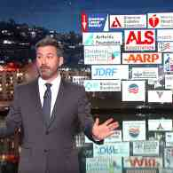 Jimmy Kimmel Isn't Letting Up, Rages at Sen. Bill Cassidy and Obamacare Repeal for 3rd Night: WATCH