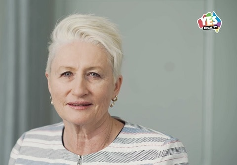 Kerryn Phelps australia gay marriage ad