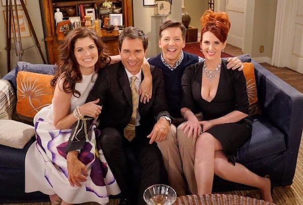 Will & Grace plus more TV this week