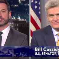 Jimmy Kimmel Destroys Sen. Bill Cassidy in Health Care Bill Indictment: 'He Lied Right to My Face' – WATCH