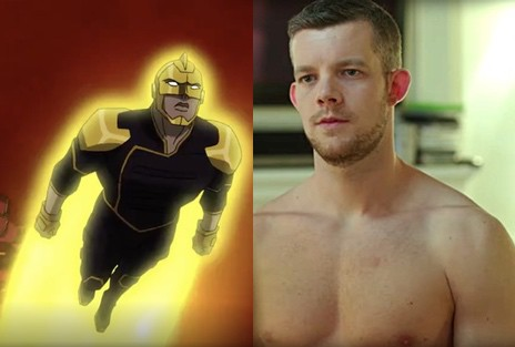 Russell Tovey Ray