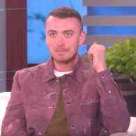 Sam Smith Blames Tequila for His Claim That He Was First Gay Man to Win an Oscar: WATCH