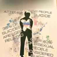 Flyers Encouraging LGBT Kids to Commit Suicide Posted at Cleveland State University On Day it Opens LGBT Center