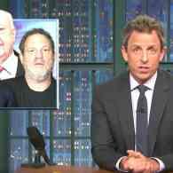 Seth Meyers Rips America's Top Sexual Predators: Donald Trump, Roger Ailes, Harvey Weinstein – WATCH