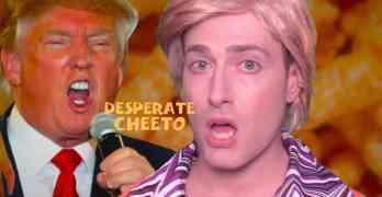 Desperate Cheeto