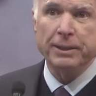 John McCain Comes for Trump's 'Half-Baked Spurious Nationalism', Decries Absence of Leadership, Ideals: WATCH
