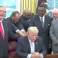 Does God Believe in Trump? White Evangelicals and Their 'Prince of Lies'