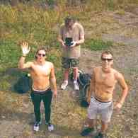 British Pop Rock Band 'The Vamps' Test Out New Drone with an Aerial Zoom on Their Bare Assets: WATCH