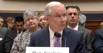 Jeff Sessions hearing
