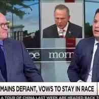 Sam Stein: Why are Roy Moore Supporters OK with Child Molestation but not Gay Marriage? – WATCH