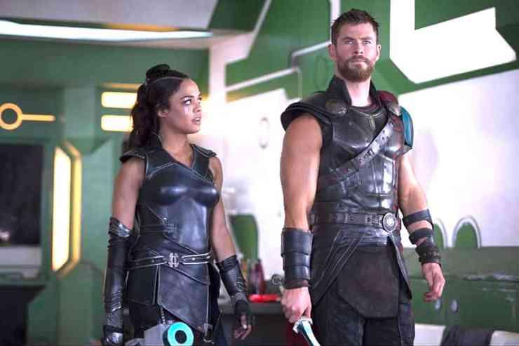 Thor Ragnarok gay