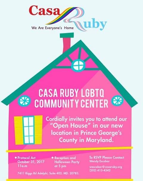 Casa Ruby LGBT Community Center