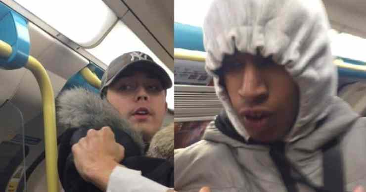 homophobic tube attack