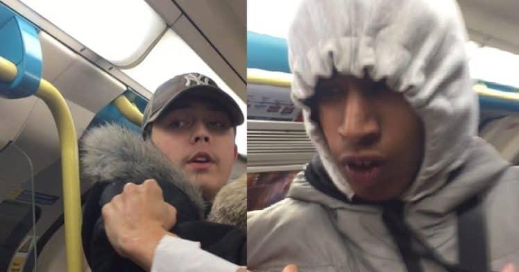 homophobic tube attack
