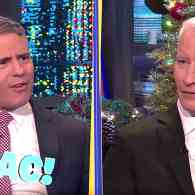 Andy Cohen and Anderson Cooper Reveal Who's Kinkier in Bed: WATCH