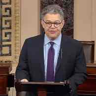 Senator Al Franken Resigns in Wake of Sexual Harassment Allegations