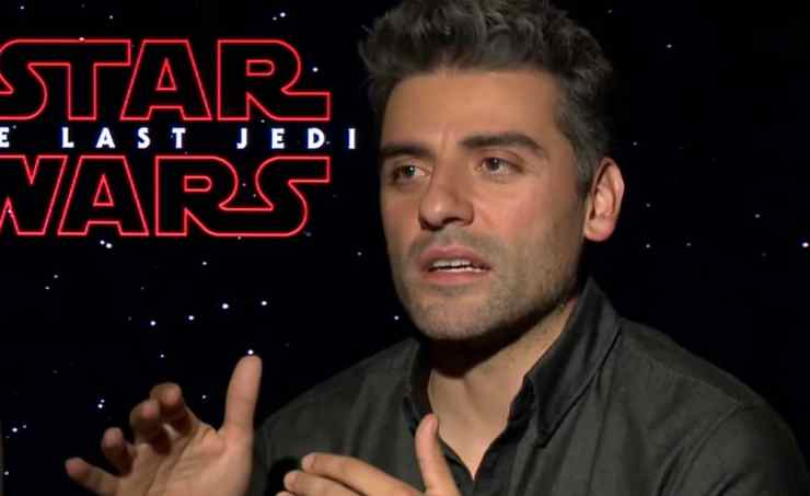 Oscar Isaac gay star wars