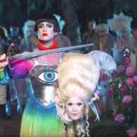 Katy Perry Loses Her Head in 'Hey Hey Hey' Video: WATCH