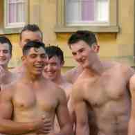 Russia Bans 'Warwick Rowers' Calendar in Suspected 'Gay Propaganda' Block: VIDEO