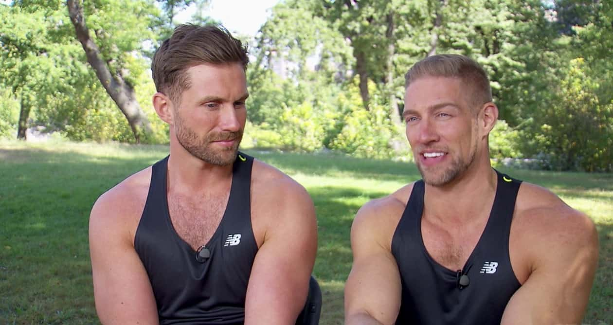 Gay Well Strung Duo To Compete On The Amazing Race