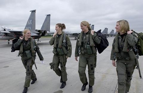 airforce women