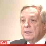 Sen. Dick Durbin Witnessed Trump's Racist Remarks: 'He Said These Hate-Filled Things' – WATCH