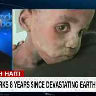 Anderson Cooper Rebukes Trump, Chokes Back Tears in Emotional Tribute to Haiti: WATCH