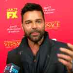 Ricky Martin married