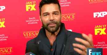 Ricky Martin married