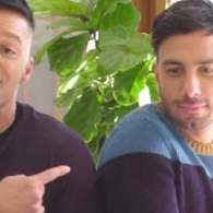 Ricky Martin and Jwan Yosef Take Us Through Their L.A. Home: WATCH