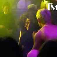 Diana Ross Danced to Diana Ross at West Hollywood Gay Bar 'The Abbey' Last Night: WATCH