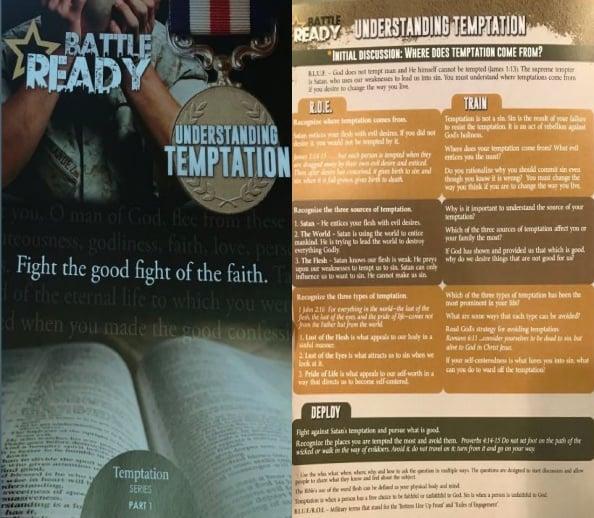 satan pamphlets