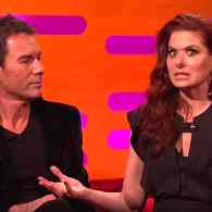 'Will' and 'Grace' Give Graham Norton Hilarious Rundown on Return to Air, Madonna Memories: WATCH