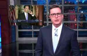 Marco Rubio Parkland Stephen Colbert