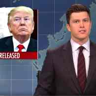 SNL 'Weekend Update' Rips Illiterate Liar Trump and '40-Year-Old Virgin' Devin Nunes Over Memo