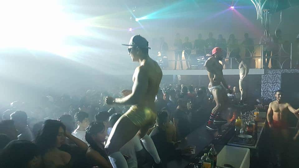 XS gay club Panama City