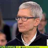 Tim Cook on What He'd Do if He Were Mark Zuckerberg: 'I Wouldn't Be in The Situation'