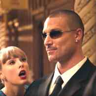 Taylor Swift Enlists Randy Blue Performer Kevin Falk as Her Bodyguard in 'Delicate': WATCH