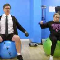 gym ruth bader ginsburg