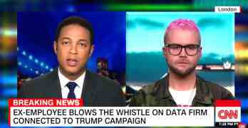 Don Lemon Christopher Wylie