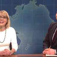 Kate McKinnon's Betsy DeVos Explains Her '60 Minutes' Flop on SNL's Weekend Update: WATCH