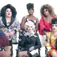 'RuPaul's Drag Race' Season 10 Contestants Review Famous Movie Drag Queens: WATCH