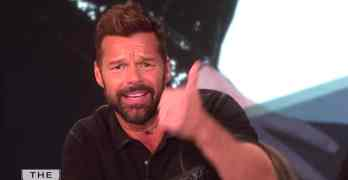 Ricky Martin gus kenworthy